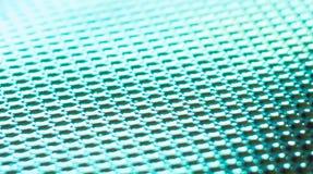 Holographic textur Material hologram fotografering för bildbyråer