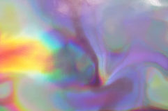 Holographic texture Royalty Free Stock Image