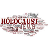 holokaustów żyd Obraz Royalty Free