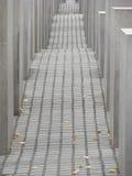 holokaust memorial obrazy royalty free