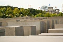 Holokausta pomnik Zdjęcie Stock