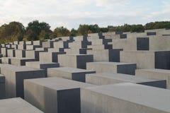 Holokausta pomnik Obrazy Royalty Free