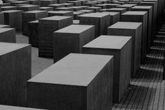 Holokausta Pomnik Berlin Zdjęcie Royalty Free