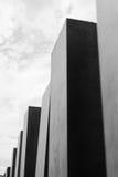 Holokausta pomnik Berlin Zdjęcia Royalty Free