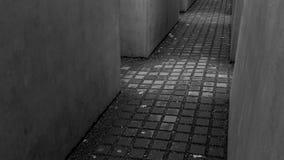 Holokausta pomnik w Friedrichstadt Berlin, Niemcy obraz royalty free