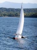 Holownicza łódź zdjęcie royalty free