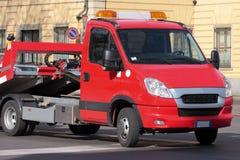 Holownicza ciężarówka Zdjęcie Royalty Free