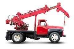 Holownicza ciężarówka obrazy stock