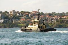 Holownik łódź zdjęcie royalty free