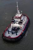 Holownik łódź Obraz Royalty Free
