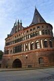 Lubeck, Germany Stock Image