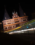 Holstentor lubeck Stock Photos