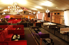 Holu luksusowy bar Fotografia Stock
