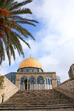 Holy Al-Aqsa Mosque Royalty Free Stock Photos