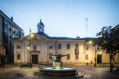 Holy Ana Valladolid Royalty Free Stock Image