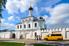 Holy Annunciation Monastery, Murom, Russia Stock Photos