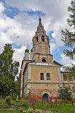 Holy Archangel Church in Tutaev Royalty Free Stock Photography