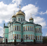 Holy Ascension Monastery bunch Royalty Free Stock Images