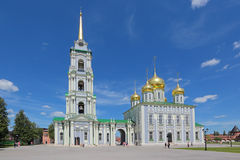 Holy assumption Cathedral Stock Images