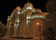 Holy Assumption Cathedral in Varna. Stock Photography