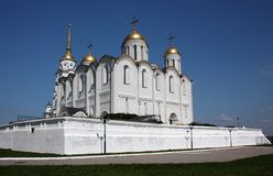 The Holy Assumption Cathedral. Vladimir, Russia Stock Photos