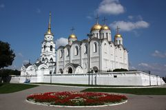 The Holy Assumption Cathedral. Vladimir, Russia Stock Photography