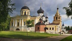 Holy Assumption Monastery Royalty Free Stock Photo