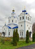 Holy Assumption Monastery. Orel. Russia. Royalty Free Stock Photography
