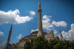 Holy basilica Sofía, Istambul - Turkey. Plafond de la basilique Sainte Sophie, Istambul - Turquie royalty free stock image