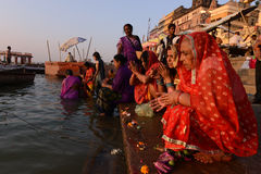 Holy Benaras Royalty Free Stock Images