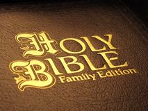 Free Holy Bible Royalty Free Stock Photos - 12686658