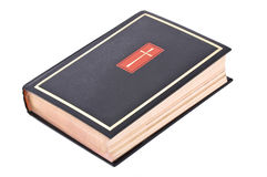 The Holy Bible. Represent the faith for Christians. It is his most important book Stock Photo