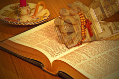 The Holy Bible Stock Photos