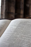 Holy Bible Royalty Free Stock Image