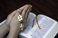 Holy Bible Stock Photography