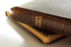 Holy Bible Royalty Free Stock Images
