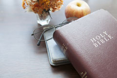 The Holy Bible Stock Photography