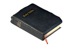 The Holy Bible Stock Photos