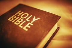 Free Holy Bible Closeup Royalty Free Stock Photography - 107123127