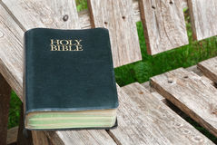 Holy Bible Royalty Free Stock Photo