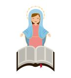 Holy bible design Royalty Free Stock Photo
