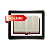 Holy bible design Royalty Free Stock Photos