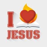 Holy bible design. Illustration eps10 graphic Royalty Free Stock Image