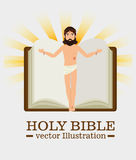 Holy bible design. Illustration eps10 graphic Stock Photo