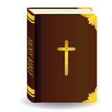 Holy bible design. Royalty Free Stock Photos