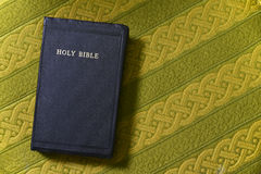 Holy Bible, Good Book, Word of God, Copy Space Stock Image