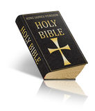 The Holy Bible - King James Version. An illustration of  King James Version Holy Bible. Isolated on white background Royalty Free Stock Photos