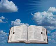 Holy Bible. Stock Photos