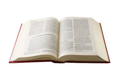 Holy Bible in spanish Royalty Free Stock Photography