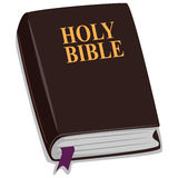 Holy Bible. Vector Illustration of Holy Bible vector illustration